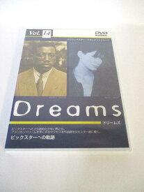 AD00869 【中古】 【DVD】 Dreams ドリームズ vol.14 ハリウッドスター・ドキュメントシリーズ
