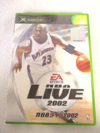 AG01169 【中古】 【ゲーム】 NBA LIVE 2002/NBAライブ2002/XBOX/スポーツ