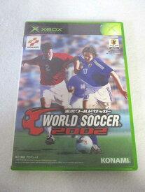 AG01170 【中古】 【ゲーム】 実況ワールドサッカー2002/XBOX/スポーツ