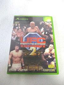 AG01173 【中古】 【ゲーム】 UFC 2 TAPOUT/アルティメットファイティングチャンピオンシップ2 タップアウト/XBOX/スポーツ