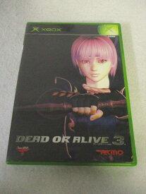 AG01175 【中古】 【ゲーム】 DEAD OR ALIVE3/デッドオアアライブ3/XBOX/格闘/アクション