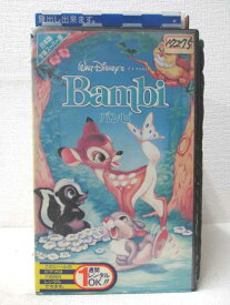 HV00496【中古】【VHSビデオ】バンビ