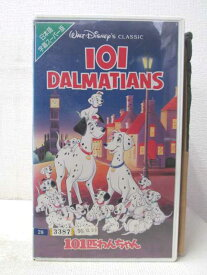 HV03779【中古】【VHSビデオ】101 DALMATIANS 101匹わんちゃん 字幕版