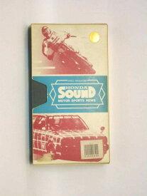 hv10416【中古】【VHSビデオ】モータースポーツニュース1983 2 HONDA SOUND