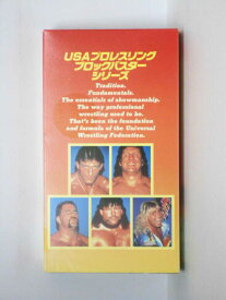 HV11113【中古】【VHSビデオ】USAプロレスリング ブロックバスター・シリーズ 18