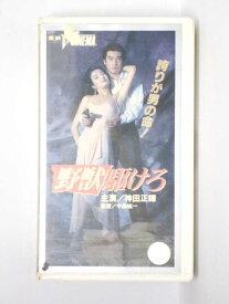 HV11121【中古】【VHSビデオ】野獣駆けろ