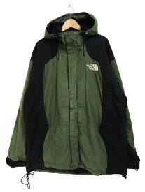 THE NORTH FACE Mountain Light Jacket オリーブ XL ノースフェイス マウンテンライトジャケット GORE-TEX ゴアテックス 後期型 マウンテンパーカー 【中古】