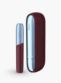 IQOS(アイコス)3 DUO キット フロステッド レッド  国内正規品 電子タバコ 新品・未開封・登録済品・補償無し