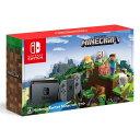 【1新品未使用】Nintendo Switch ニンテンドー スイッチ 本体 マインクラフト セット Minecraft HAC-S-KAAGE【量販店…