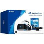 【新品未使用】SONY(ソニー)PlayStationVRPlayStationVRWORLDS同梱版CUHJ-16006SIE(ソニー・インタラクティブエンタテインメント)