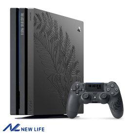 【対象商品が最大1000円OFFになるクーポン配布中!】PlayStation 4 Pro The Last of Us Part II Limited Edition プレイステーション4 1TB CUHJ-10034