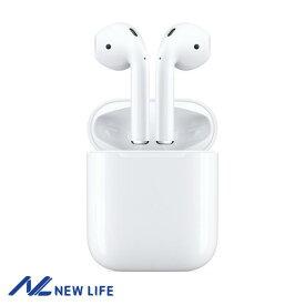 【20日限定!全商品ポイント最大6倍!】Apple AirPods with Charging Case MV7N2J/A【新品/正規品】【MV7N2J/A】【アップル純正品】 ■◇ おうち時間