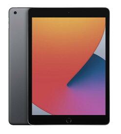 【ビニール破れ】【台数限定】iPad 10.2インチ 第8世代 Wi-Fi 32GB 2020年秋モデル MYL92J/A [スペースグレイ]