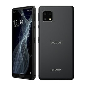 【8/1 最大400円クーポン&ポイント最大8倍】AQUOS sense4 lite SH-RM15 楽天モバイル 楽天版 SIMフリー アクオス スマートフォン [ブラック] 送料無料