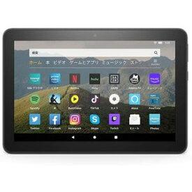 Amazon Fire HD 8 [ブラック] タブレット 8インチHDディスプレイ 32GB 8 B07WJSJ28X 8型 /ストレージ:32GB
