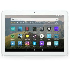 Amazon Fire HD 8 [ホワイト] タブレット 8インチHDディスプレイ 32GB 8 B07WJSJ28X 8型 /ストレージ:32GB