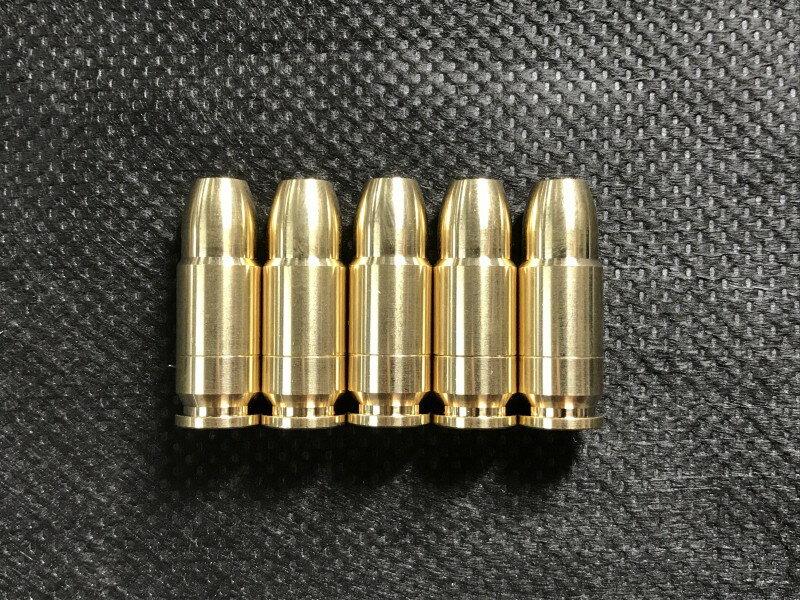 マルシン M92Fシリーズ用 NEWプラグファイアーカートリッジ 5発入り【小型郵便発送OK!】