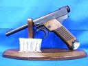 モデルガン CAW 十四年式拳銃 後期型 昭15.1