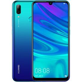 【送料無料】ファーウェイジャパン HUAWEI nova lite 3 Aurora Blue スマートフォン