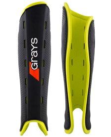 グレイス G600 セーフガード ブラック(GRAYS G600 SAFEGUARD BLACK)フィールドホッケーすねあて ビッグバン
