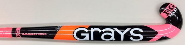 【グレイス】ヤマグチモデル RG(GRAYS YAMAGUCHI MODEL RG)【フィールドホッケースティック】【送料無料】【ビッグバン】