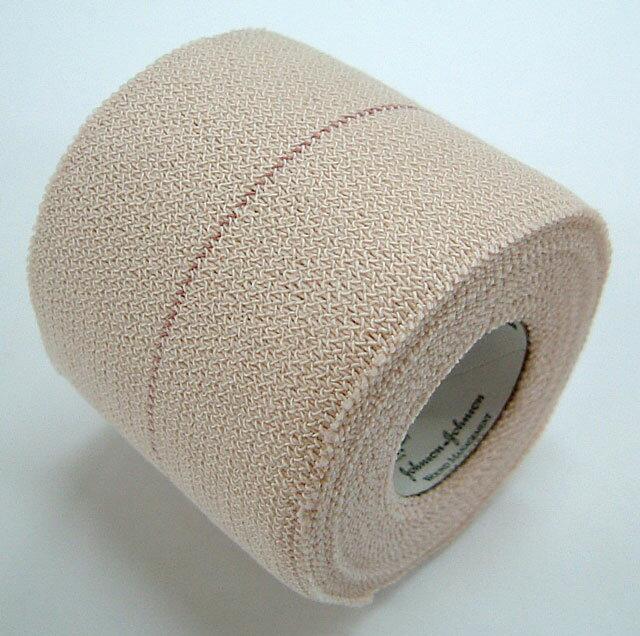 【アシックス】エラスチコン伸縮性粘着テープ 5.1cm幅 【tj5174】【フィールドホッケーグリップテープ】