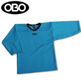 【O.B.O.】デザインメッシュセーター 【フィールドホッケーキーパーシャツ】