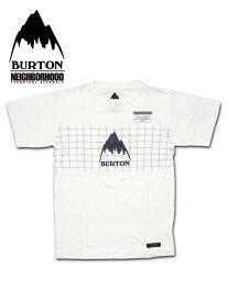 """【送料無料】【あす楽対応】【楽ギフ_包装】【メンズ Tシャツ・オフホワイト】Burton by NEIGHBORHOODバートン バイ ネイバーフッド【S M L XL】上質なコットンを使用した""""バートンプレミアコラボレーションモデル"""""""