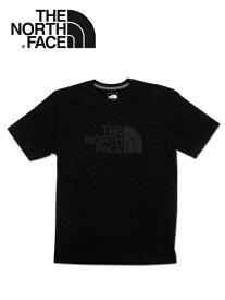 """【メール便OK】【あす楽対応】【楽ギフ_包装】【メンズ Tシャツ・ブラック】THE NORTH FACEザ ノース フェイス【NF0A3VHKJK3】【S M L XL】""""ザノースフェイスハーフドームロゴプリントTシャツ"""""""