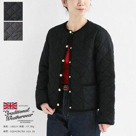 Traditional Weatherwear(トラディショナル・ウェザーウェア) ARKLEY ノーカラージャケット(APQCO0050G)