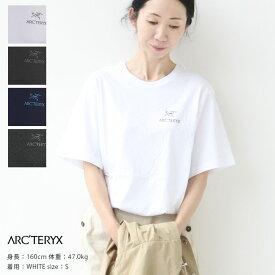 【正規販売店】ARC'TERYX(アークテリクス) エンブレム Tシャツ メンズ(24026)※1枚のみネコポス配送可能です。
