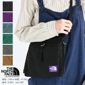 【正規取扱店】THE NORTH FACE PURPLE LABEL(ザ・ノースフェイス パープルレーベル) サコッシュ スモールショルダーバッグ(NN7757N)※簡易包装で1点のみネコポス配送可能です。