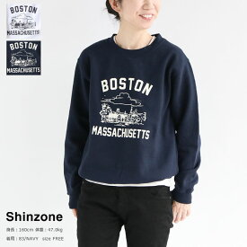 SHINZONE(シンゾーン) SOUVENIR SWEAT(19AMSCU61)