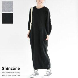 SHINZONE(シンゾーン) MANHATTAN SWEAT DRESS(20SMSCU05)