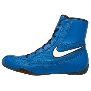 NIKE ナイキ ボクシングシューズ MACHOMAI2 BLUE WHITE 321819-410