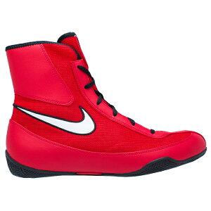 NIKE ナイキ ボクシングシューズ MACHOMAI2 RED WHITE 321819-610