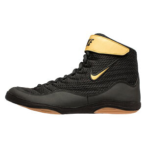 NIKE ナイキ レスリングシューズ INFLICT LIMITED EDITION BLACK GOLD 325256-004