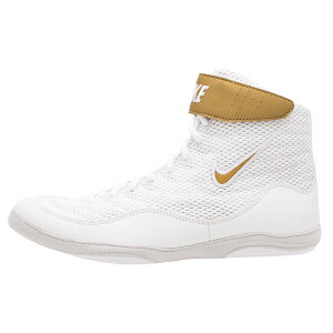 NIKE ナイキ レスリングシューズ INFLICT LIMITED EDITION WHITE GOLD 325256-100