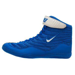 NIKE ナイキ レスリングシューズ INFLICT LIMITED EDITION ROYAL SILVER 325256-401