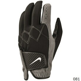 NIKE ナイキ ゴルフグローブ ゴルフ手袋 メンズ オールウェザー 両手用 GF1005-081