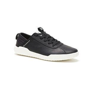 CAT キャット 靴 スニーカー HEX BLACK WHITE P724185