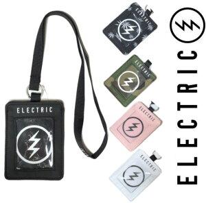 ELECTRIC エレクトリック Eazy Pass Case イージーパスケース カラビナ チケットホルダー リフト券入れ アクセサリー グッズ 雑貨 スノーボード アウトドア スキー 雪山 SNOW