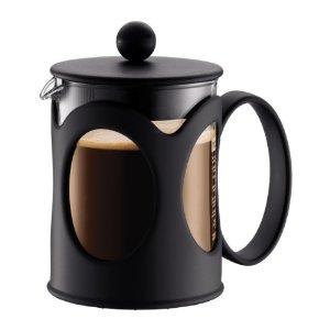 ボダム【bodum】 フレンチプレス コーヒーメーカー ケニヤ 0.5リットル (4カップ用)10683-01