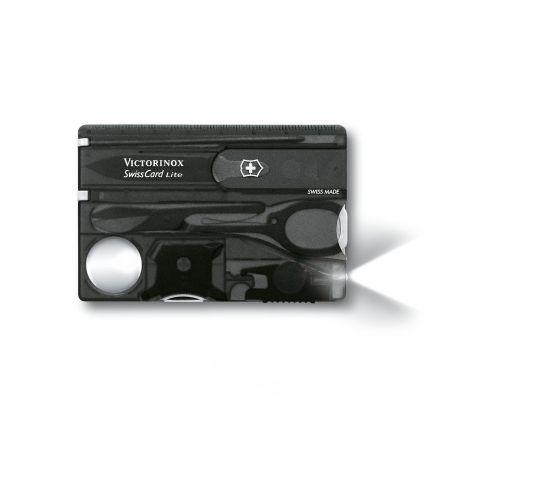 ビクトリノックス 【VICTORINOX】 スイスカードライトT3 BK 0.7333.T3