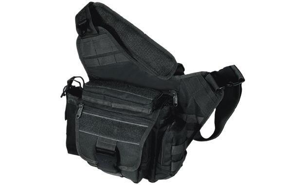 【Leapers】 リーパーズ Multi Functional Tactical Messenger Bag/マルチファンクションタクティカルメッセンジャーバッグ