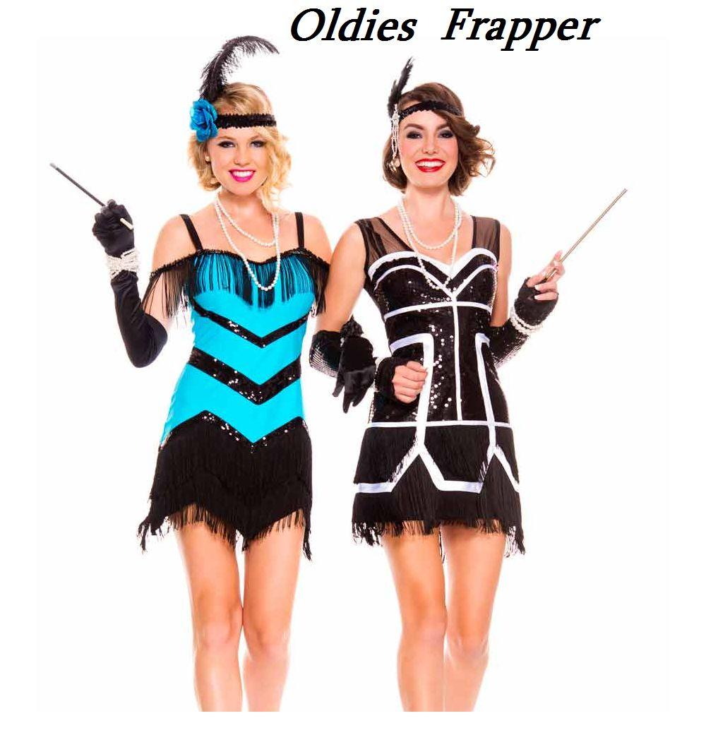 ポイント16倍 ミュージックレッグス Music Legs ファンシー フラッパー コスチューム ダンス衣装 3点セット Fancy Flapper XS・SM・MLサイズ