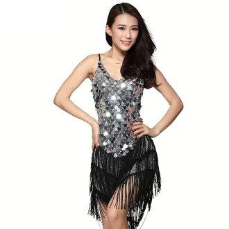 有要點16倍的光亮裝飾片舞蹈服裝連衣裙邊緣禮服伸展衣料墊襯的零碼