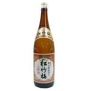 オススメ ギフト 酒 松竹梅 上撰 1800ml 一升瓶 (1800ml/1本)