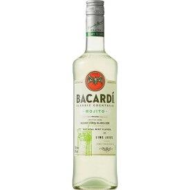 お歳暮 ギフト 酒 バカルディ クラシックカクテルズ モヒート 18度 700ml