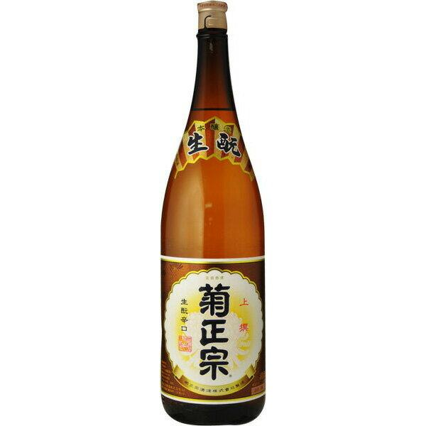 バレンタイン 2018 菊正宗 上撰 1800ml 一升瓶 (1800ml/1本)  お酒/贈り物/喜ぶ